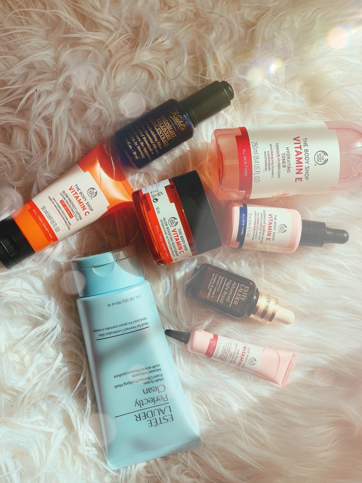 My go-to SkincareProducts
