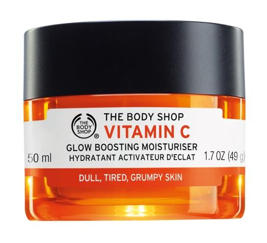 VITAMIN C Glow boosting moisturiser